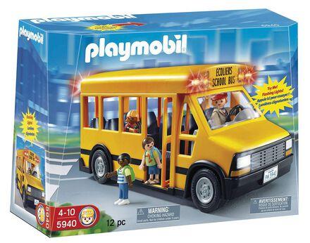 Playmobil®  School Bus