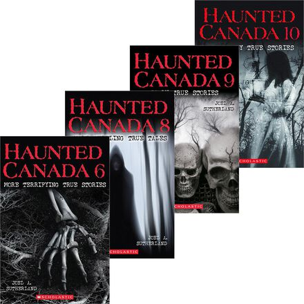 Haunted Canada Value Pack