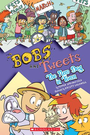 Bobs and Tweets #5: The New Dog in Town