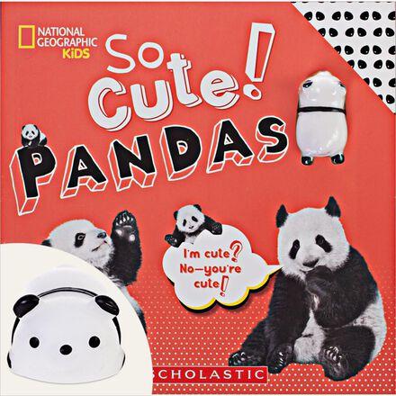 National Geographic Kids: So Cute! Pandas