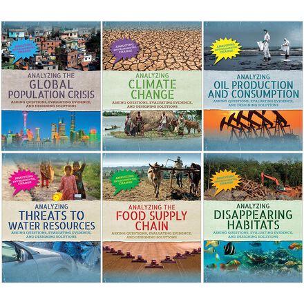 Analyzing Environmental Change 6-Pack