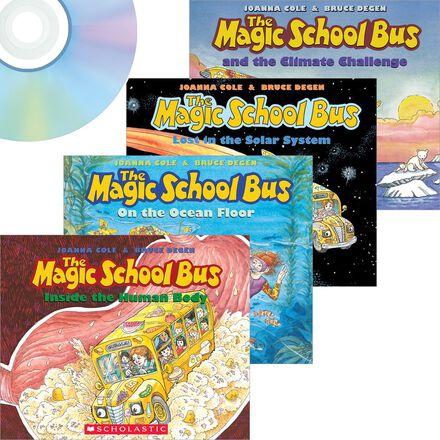 The Magic School Bus 5-Pack