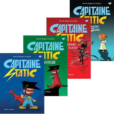 Collection Capitaine Static