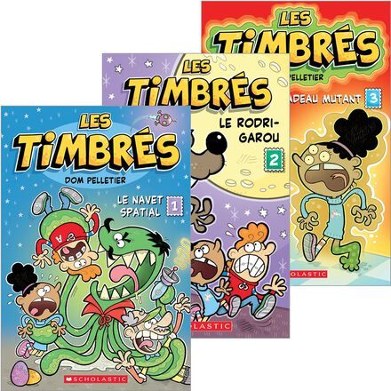 Collection Les Timbrés