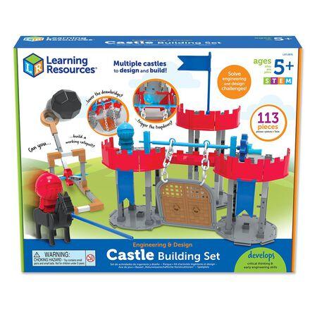 Castle Engineering & Design Building Set