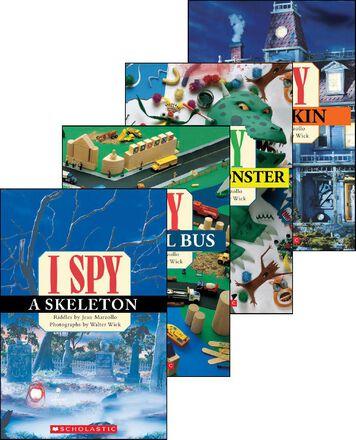 I SPY Fall Pack