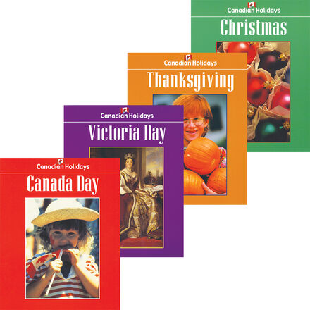 Canadian Holidays 5-Pack
