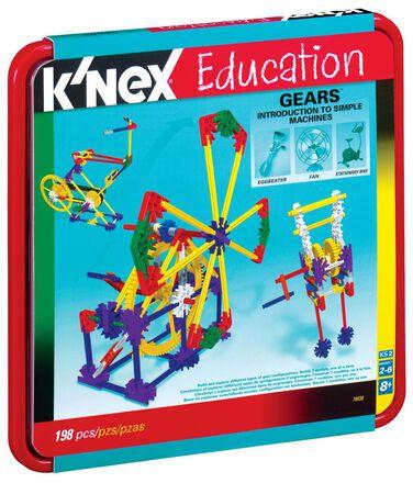 K'Nex® : Engrenages