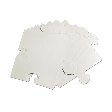 We All Fit Together Giant Puzzle Pieces