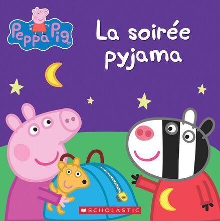Peppa Pig : La soirée pyjama