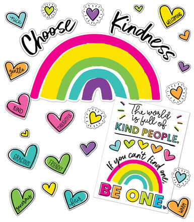 Choose Kindness Bulletin Board Set