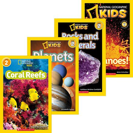 National Geographic Kids: Earth Science Discovery Pack