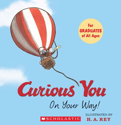 Curious You: On Your Way!