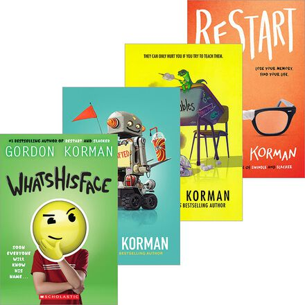 Gordon Korman Value Pack