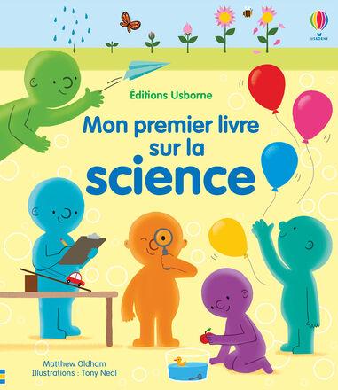 Mon premier livre sur la science