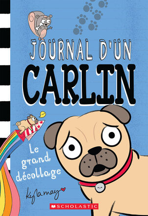 Journal d'un carlin : Le grand décollage