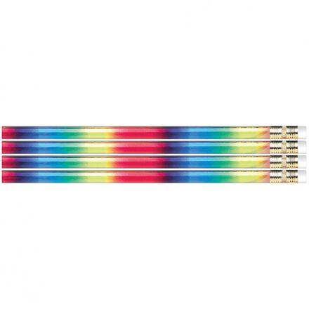 Metallic Rainbow Glitz Assorted Designer Pencils