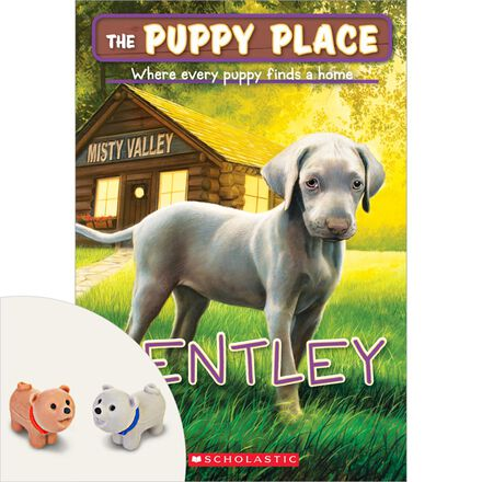 The Puppy Place: Bentley Pack