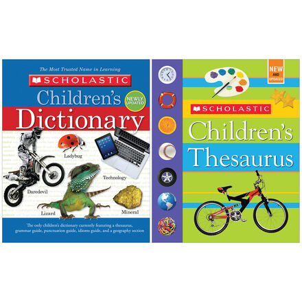 Scholastic Reference 2-Pack