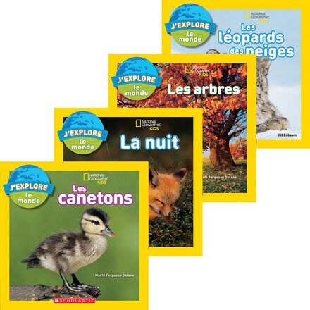 National Geographic Kids : Ensemble J'explore le monde