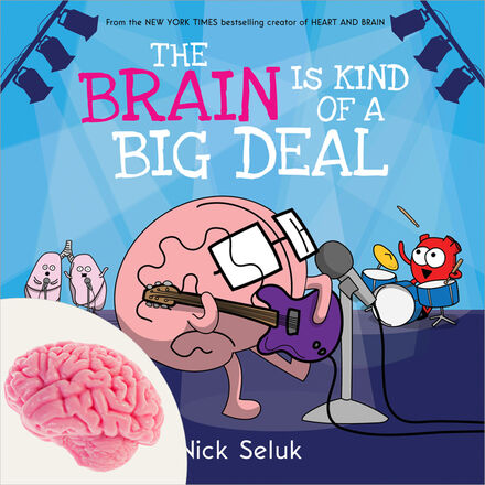 The Brain is Kind of a Big Deal Pack