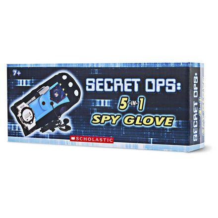 Mission secrète Gant d'espion 5 en 1