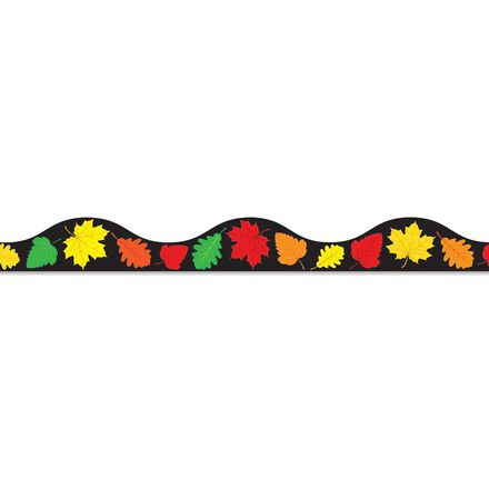 Fall Leaves Magnetic Trimmer