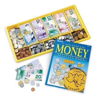 Ensemble de classe : L'argent canadien