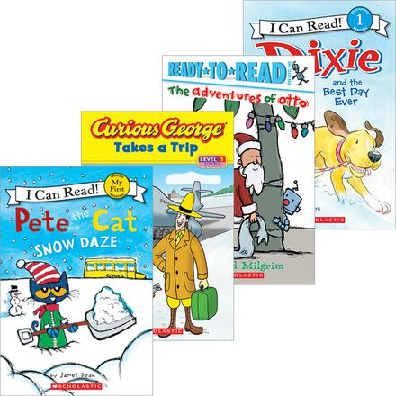Kindergarten Reader Value Pack