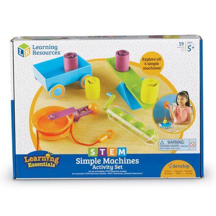 STEM Simple Machines Activity Set