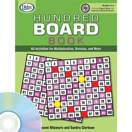 Hundred Board Book Grades 3-4