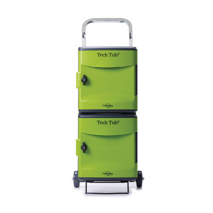 Tech Tub2® Trolley  for 10 Devices