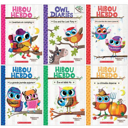 Collection Hibou Hebdo 2