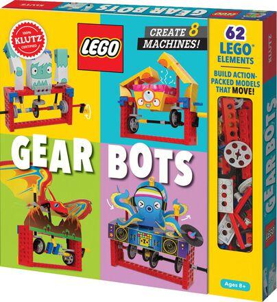 Klutz® LEGO® Gear Bots