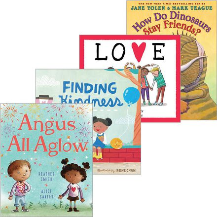 Kindness and Empathy Picture Books Value Pack