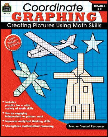 Coordinate Graphing  Creating Pictures Using Math Skills Gr. 5-8