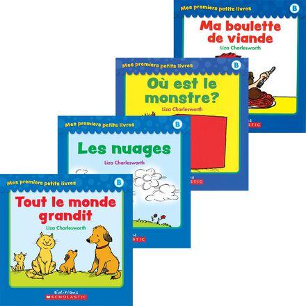 Collection Mes premiers petits livres - Série B