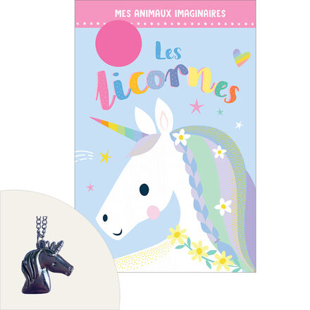 Mes animaux imaginaires : Les licornes
