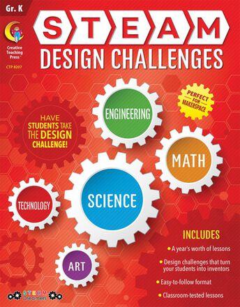 Steam Design Challenges: Gr. K