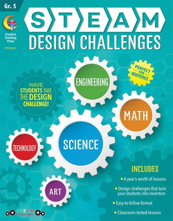 Steam Design Challenges: Gr. 5