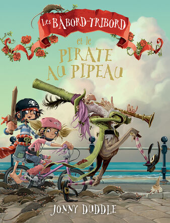 Les Bâbord-Tribord et le pirate au pipeau