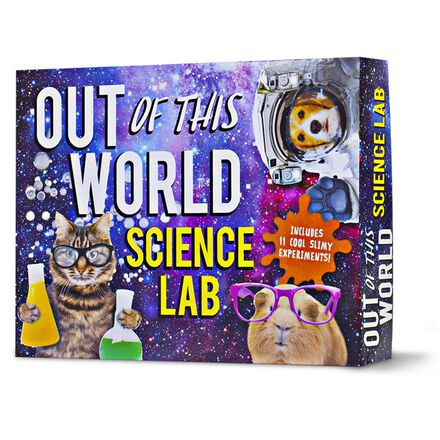 Out of This World Science Lab