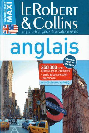 Le  Robert & Collins Dictionnaire  français-anglais et anglais-français