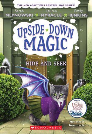 Upside-Down Magic #7: Hide and Seek