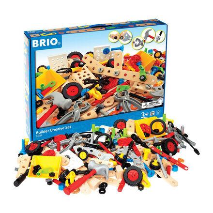 Brio® Builder Ensemble de construction 271 pièces
