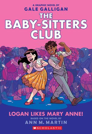 The Baby-Sitters Club #8: Logan Likes Mary Anne!