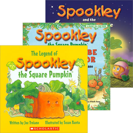 Adventures with Spookley Pack