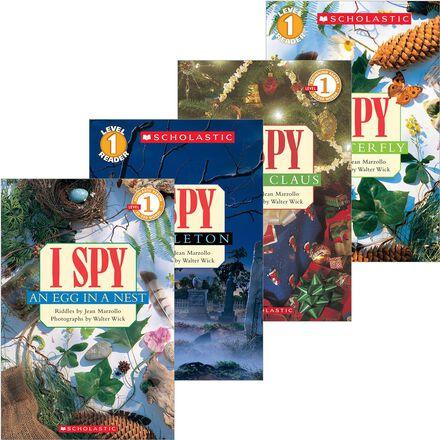 I Spy Reading Skills Pack