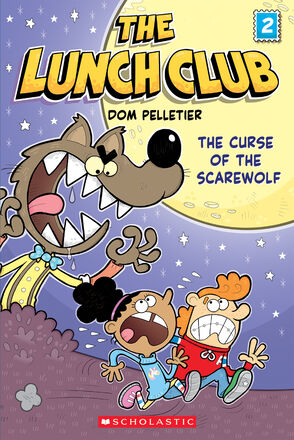 The Lunch Club #2: The Curse of the Scarewolf