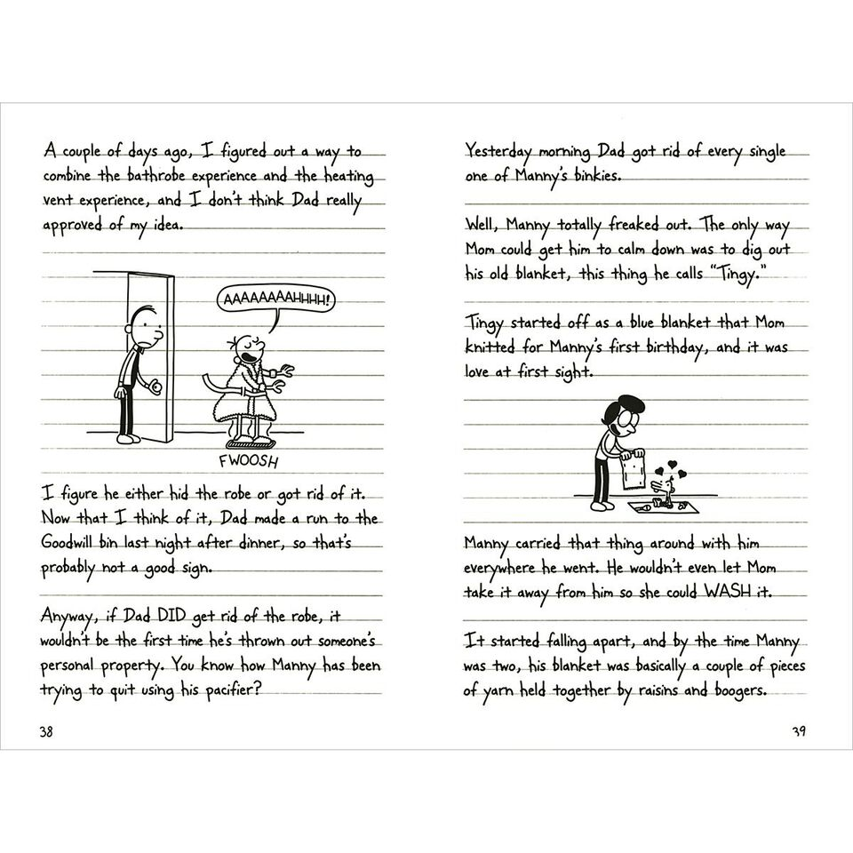 Diary Of A Wimpy Kid 3 The Last Straw Classroom Essentials Scholastic Canada
